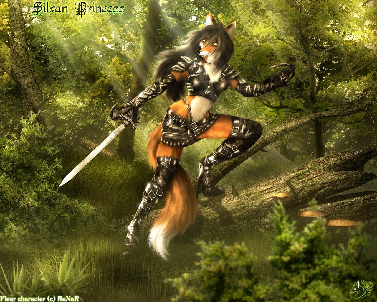 Фурри воины волки лисы картинки 16 фотография