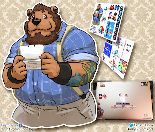 Пухлый медведи гей