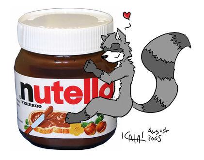 Nutella — ВикиФур, русскоязычная фурри-энциклопедия