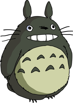 Totoro Coloured by iRichardson.png