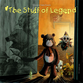 FCBD'09: The Stuff of Legend