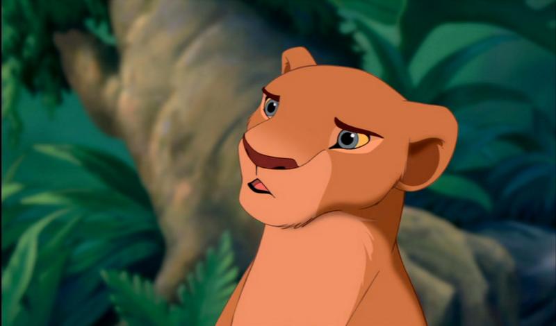 налы из короля льва