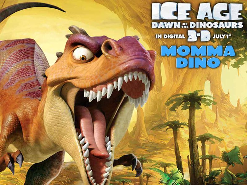 Image Result For Ice Age Dawn