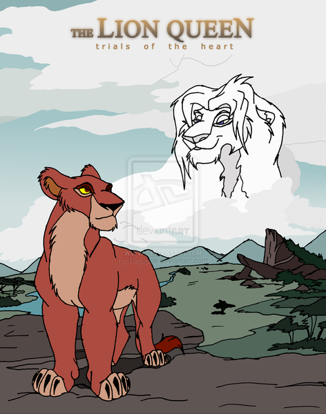 фурри комиксы про львиц на русском