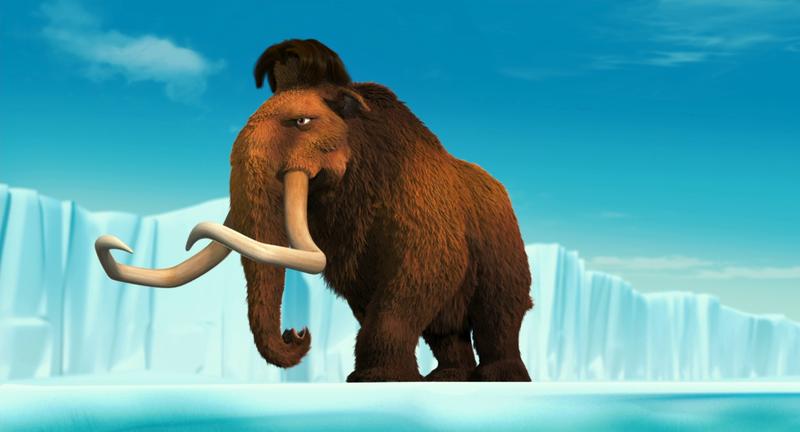 Мультфильм ледниковый период мамонт