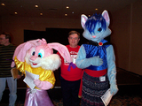 Babs Bunny and Hysenflay in Midwest Furfest 2000.png