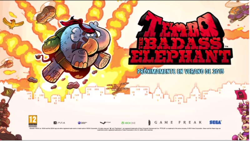 Tembo The Badass Elephant (2015) [Multi] (1.0) License SKIDROW