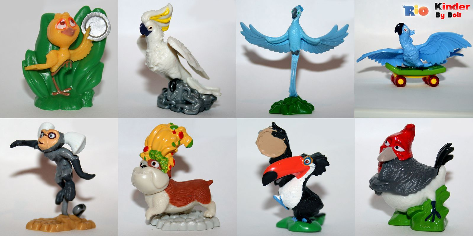 Поделки игрушки из киндер сюрприза своими руками