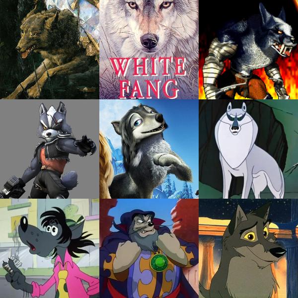 фурии картинки волки