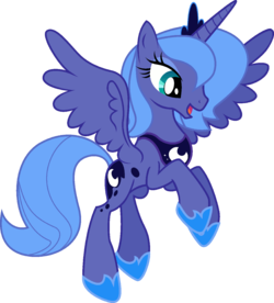 Princess luna overlooking by sunran80.png