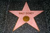 Walt Disney's star on the Hollywood Walk of Fame.jpg
